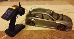 Bargain!! Complete Tamiya R/C Subaru With 2.4 Ghz remote Ready to Race