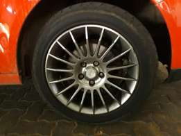 mags with tyres