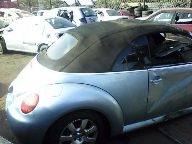Looking for '04 VW Beetle 2.0L used spares? Contact us! Empangeni - image 1