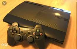 PS3 super slim chipped