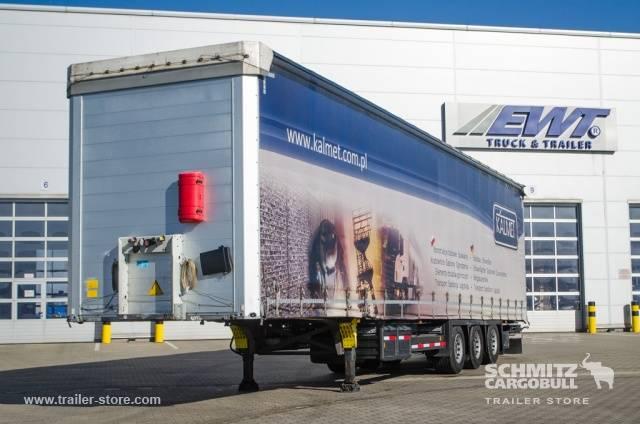 Schmitz Cargobull Semitrailer Curtainsider Mega - 2014