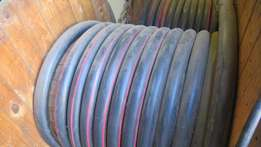 CABLE PVC Armoured 240mm² x 4 core