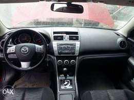 13months barely used 2009 Mazda 6