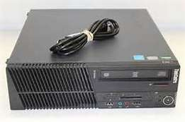 Lenovo ThinkCentre M78- 10BS - A4 5300B 3.6 GHz - 4 GB - 500 Gig-Windo