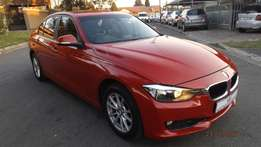 2013 Bmw 316i f30 in good condition