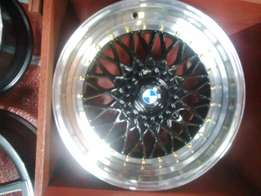 Brand new 17'' Eagle and Bbs mag rims on sale.