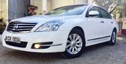 nissan teana fully loaded prime grade just arrived KCK at 1,250,000/=