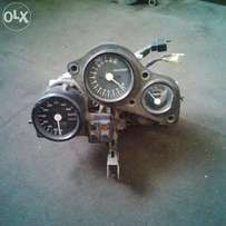 Hond VFR400 NC30 clocks and headlight combo