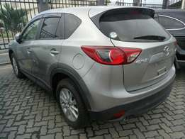 Mazda cx5 diesel engine. 2010 model KCM number. Loaded with alloy rim