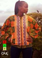 Ankara Hoodies/Jackets