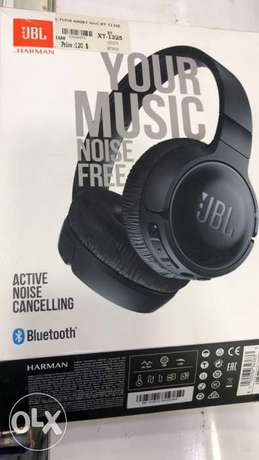 JBL Headphone ANC Bluetooth Original