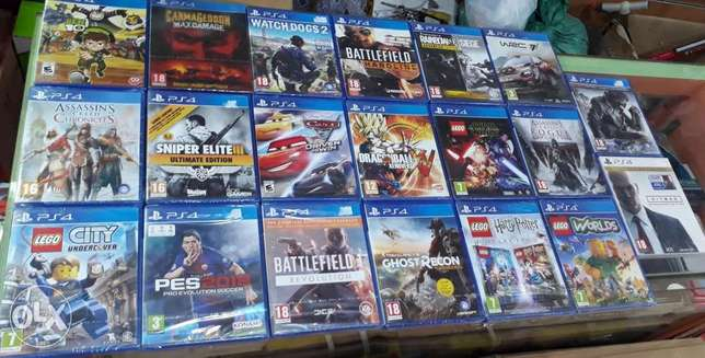 ps4 new games offer price for sale each 12bd