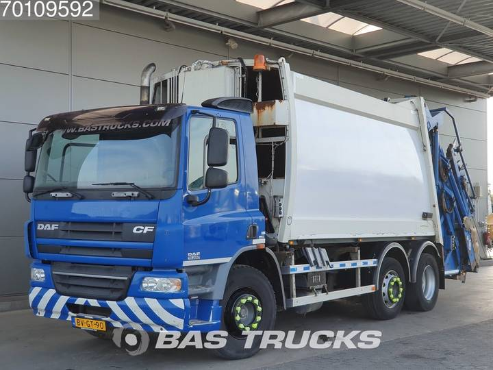 DAF CF75.250 6X2 Euro 5 Manual - 2008
