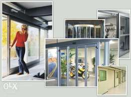 Electronic Auto Sliding Door Installation System By Teso Tech
