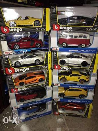 1/24 diecast car all models available diecast
