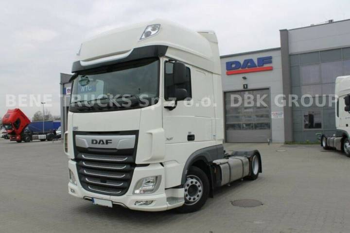 DAF XF 480 FT Low Deck 2018 SUPER SPACE - 2018