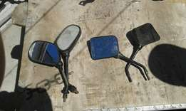 Scooters mirrors