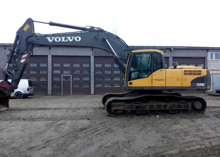 Volvo EC290C - 2007