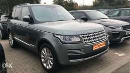 Fresh import of Ranger Rover Sports HSE 2015 model Special No. KCP