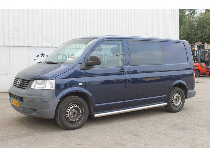 Volkswagen Transporter TDI Bedrijfswagen - 2004