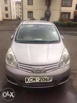 Nissan note 2010 for sale