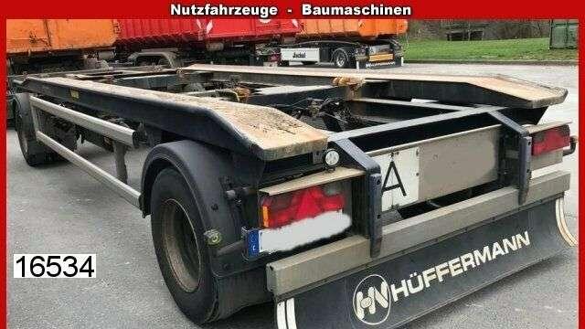Hüffermann Har 18.70 Bis 7 M Behälter - 2012