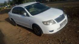 Serious deal Toyota corolla Nze buy and drive