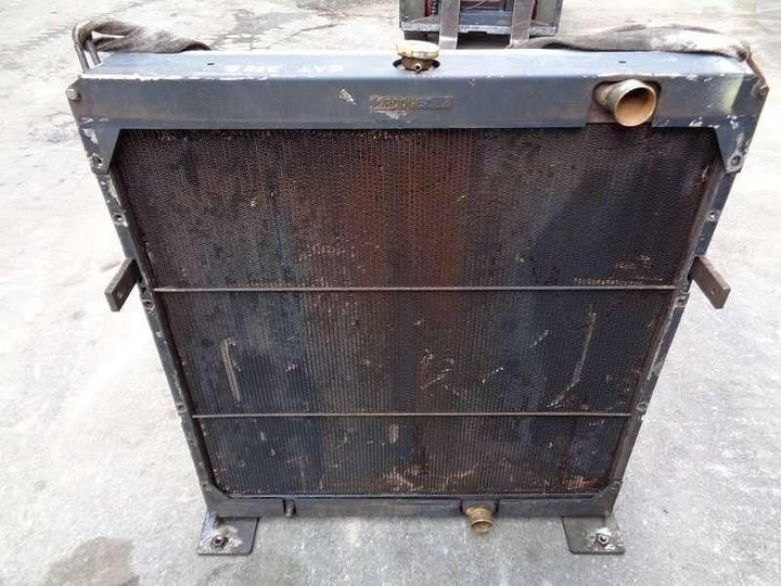 Caterpillar engine cooling radiator for  322 B excavator