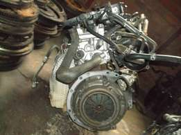Stripping Mazda's for Engines, gearbox and spare parts