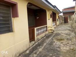For sale 2 block of 3 bed room bungalow at obansojo farm town planing