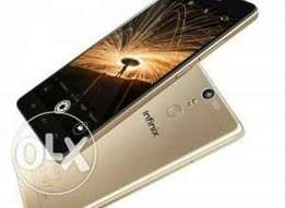 Infinix hot S2 with 13MP + 8MP (Front), 13MP (Rear) 2gb ram 16gb rom