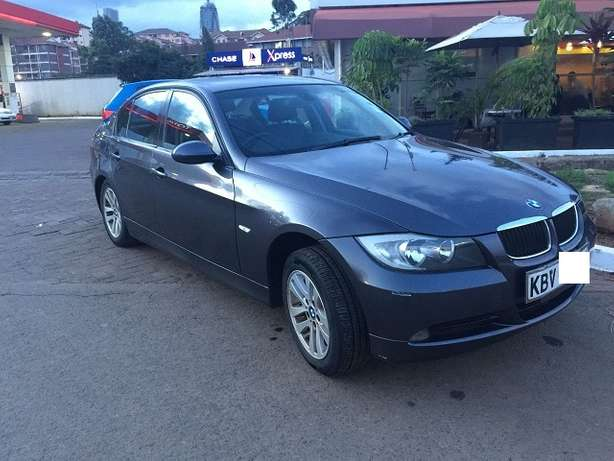 BMW 320i, Yr 2006, KBV, Auto, Leather Interior, Exceptionally Clean Nairobi West - image 2