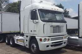 Freightliner double axle Argosy 90 CISX 530 Old Grill New Specs Truck