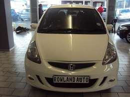 2006 Honda Jazz 1,5 for sell R75000