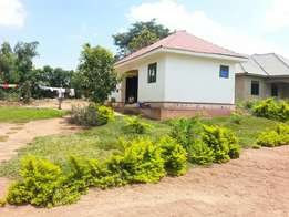 2bedrooms house seated on 12decimals on Kasangati Matuga road