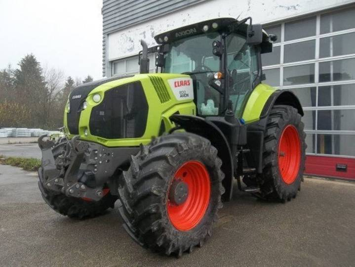 Claas axion 800 axion 800 - 2015