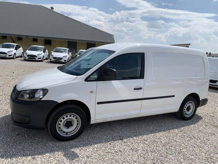 Volkswagen Caddy Maxi 1.6CRTDI 102PS Tempo Net 7749 EUR - 2016