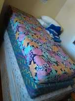 2 Thick single bed mattresses
