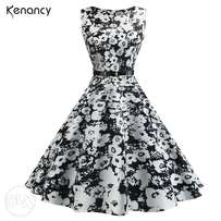 Kenancy (B/W) Dress