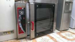 Oven/baking,Convection type.Commercial.Elec.fan/exhaust.auto.brandnew