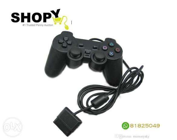 Wired Gamepad for PS2 controller Sony Playstation 2 joystick ps2