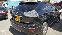Toyota harrier kce