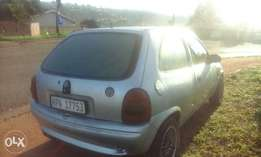 Licensed and running Opel Corsa lite for sale or Swop