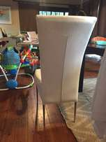 Dining Room Chairs x 4
