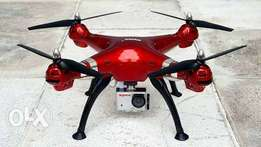 Brand new syma 4k/hd drone for video coverage