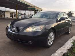 Fresh Lexus ES 350 2008 model