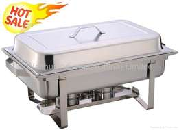 brand new chafing dishes