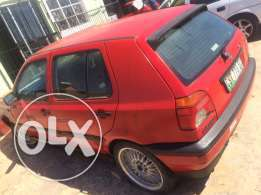 Im selling a shell for golf 3 gts no engine