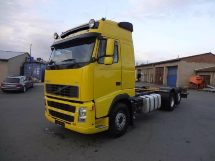Volvo FH13-440, 6x2/4, Nebenantrieb - 2009