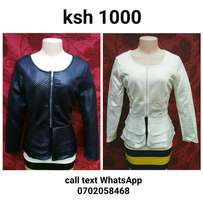 White and navy blue ksh 1000